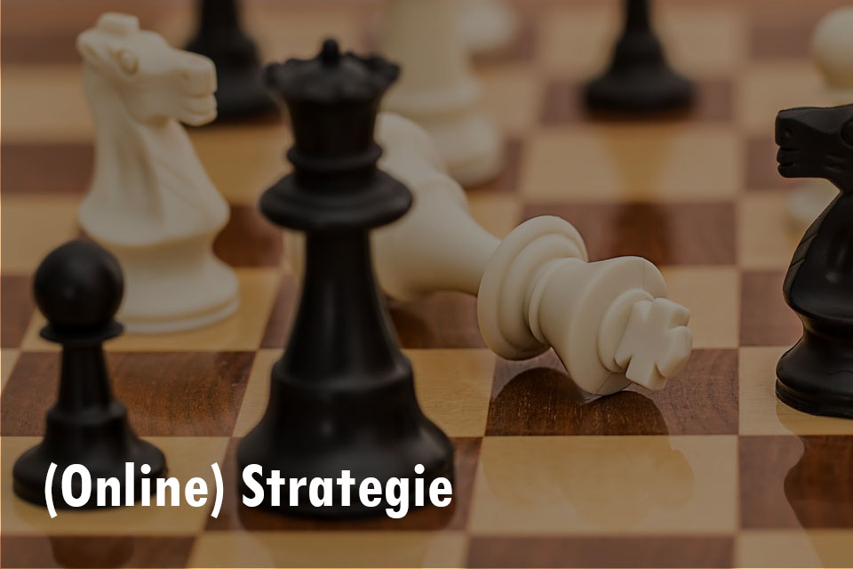 (Online) strategie