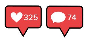Gebruik van hashtags zorgt ervoor dat jouw posts gevonden worden door mensen die ernaar op zoek zijn