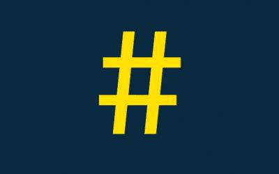 Wat zijn hashtags en wat kun je ermee?