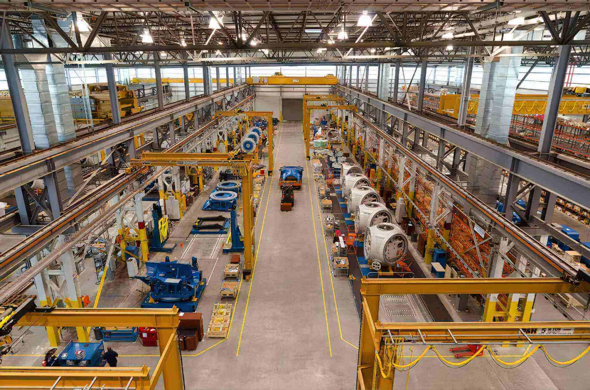 Afdeling productie waardeketen Porter